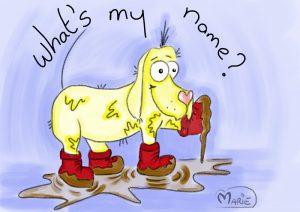 Doggy Doodle Illustration