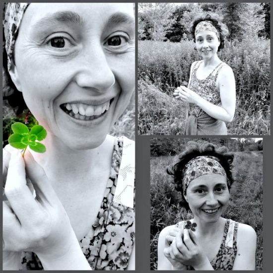 Four Leaf Clover Photograph