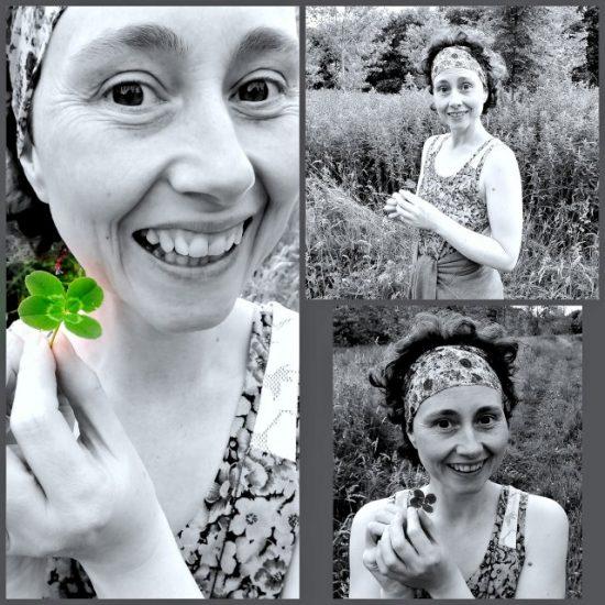 Four Leaf Clover Photograph