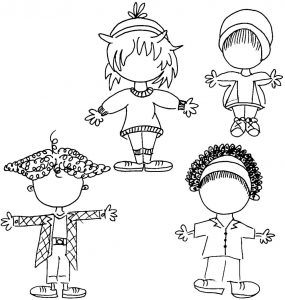 Mia's Older Sister Body Sketches
