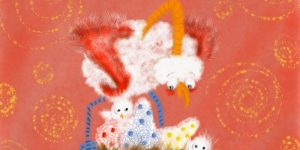 Nuzzle Wuzzle Illustration