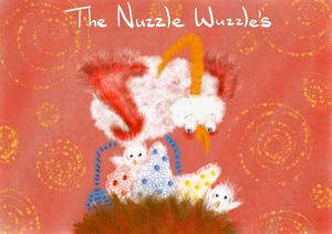Nuzzle Wuzzle Illustration