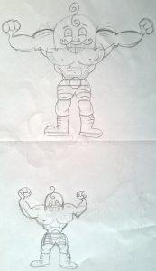 Strongest Strongman Sketch