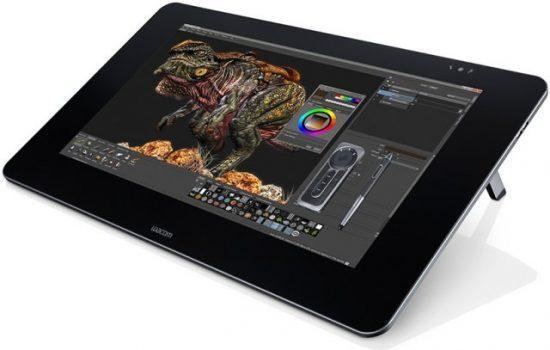 Buying a Graphics Tablet : Wacom Cintiq vs Huion GT-185HD