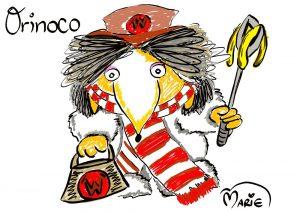 Womble Orinoco Illustration